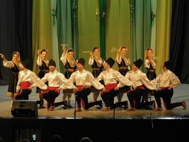 Сретењски концерт Фолклорног ансамбла Центра за културу – прави спектакл игре и песме
