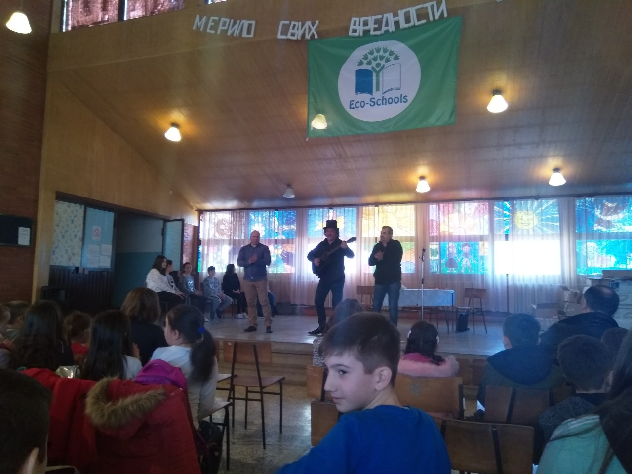 Radio Beograd poklonio školi u Rabrovu 1000 knjiga