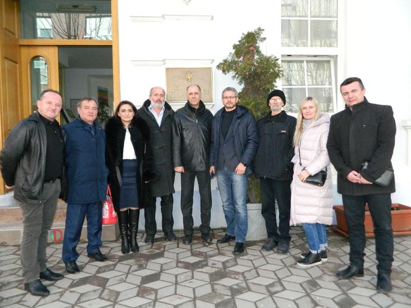 Обиласком више привредника и пољопривредних домаћинстава, делегација Тамбовске области завршила посету Кучеву