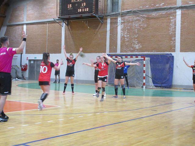 Победом у Београду рукометашице коло пре краја обезбедиле опстанак у Супер Б лиги