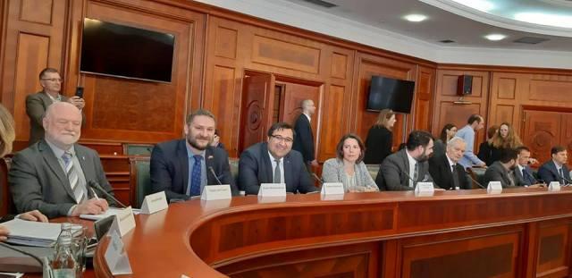 У згради Владе Републике Србије одржана 8. седница Савета за националне мањине