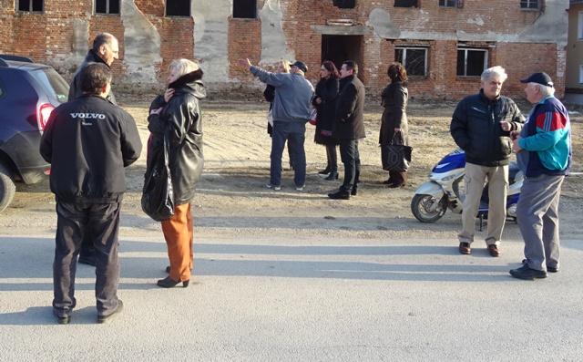 Општинско руководство у радној посети месној заједници Вуковић