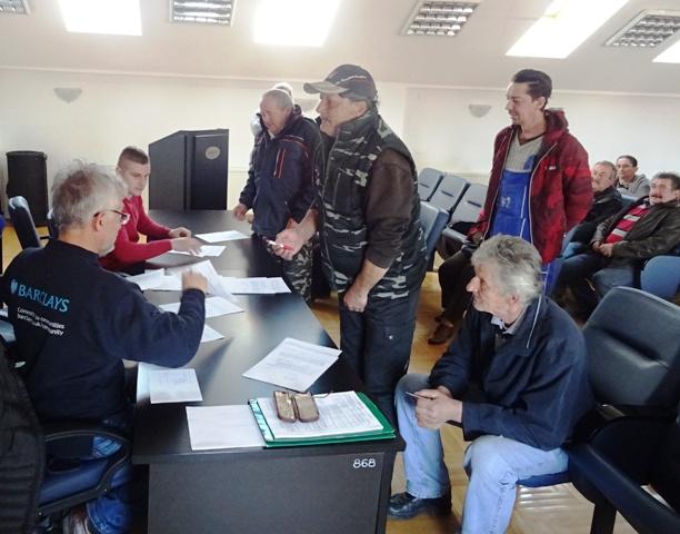 Потписани уговори са противградним стрелцима општине Кучево