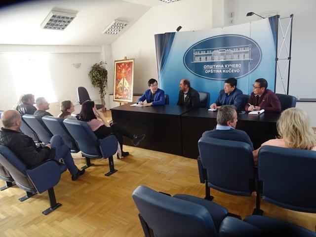 Одржан први састанак радних тимова