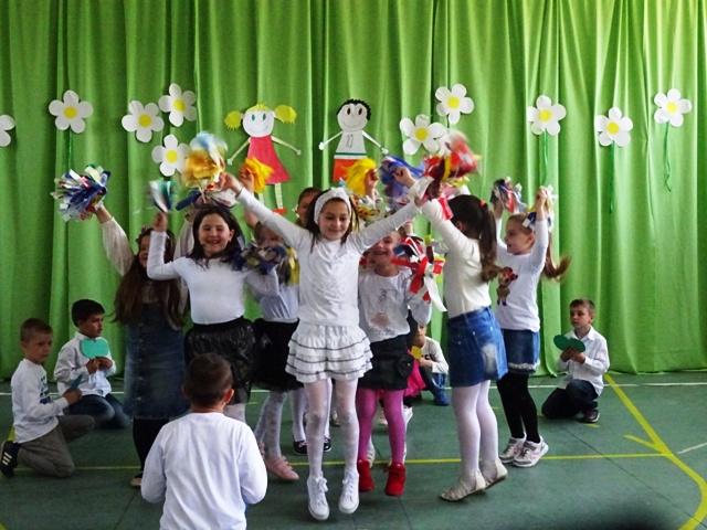 Школа у Волуји прославила 154. рођендан !