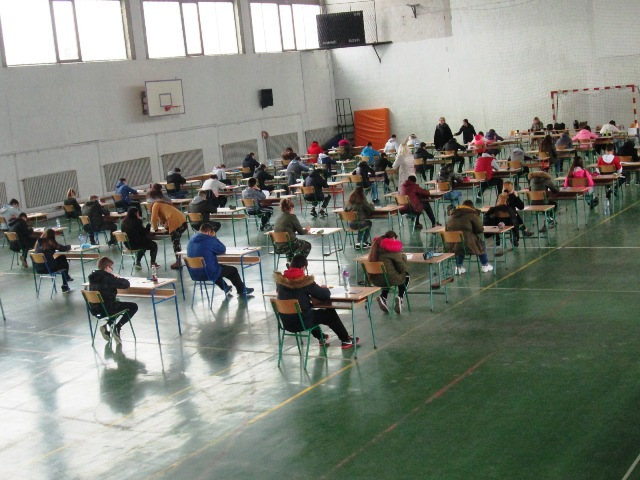 Осмаци данас од 09-11 часова полажу комбиновани тест
