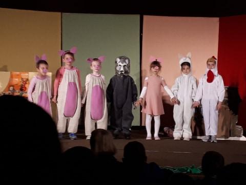 """Predškolci objekta """"Maslačak"""" zablistali na XV Festivalu dečijih dramskih radosti """"Dedar"""""""
