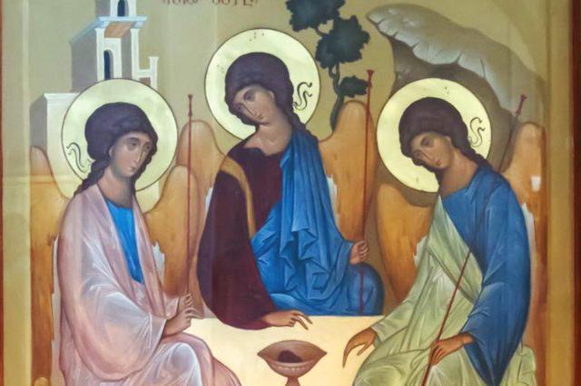 Силазак Светога Духа на апостоле – Духови (Тројице)