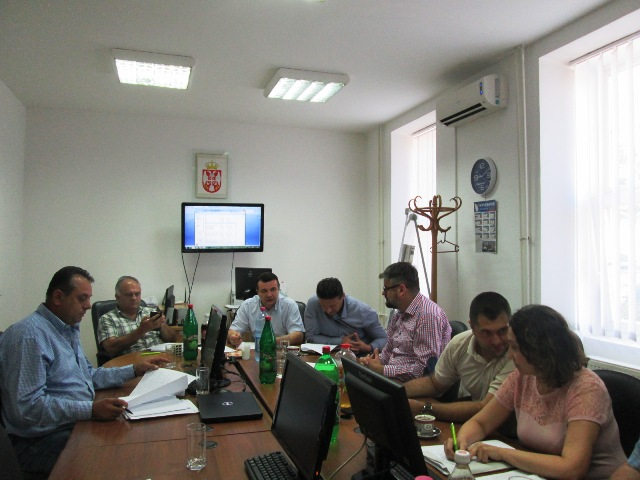 Одржана 11. седница Општинског већа