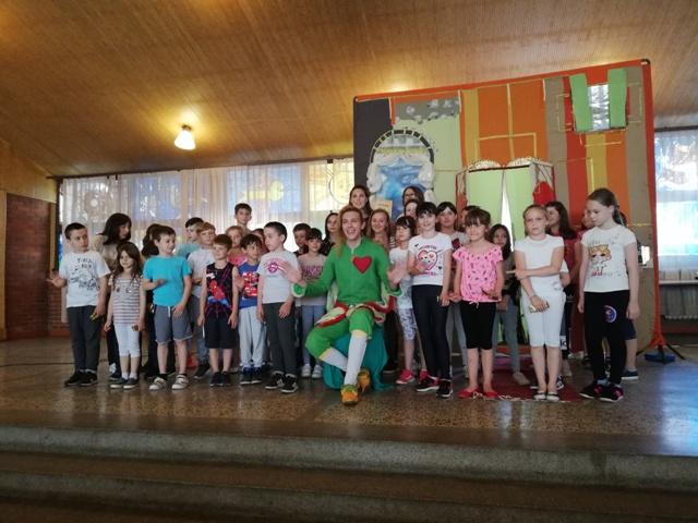 """""""Зелени принц великог срца"""" гостовао и у Раброву"""
