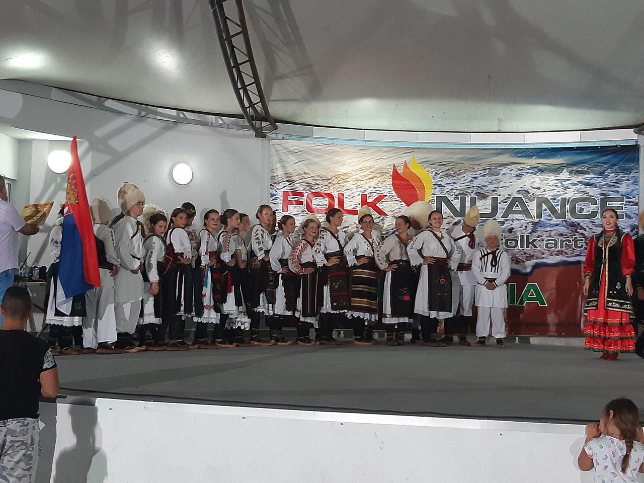 Нови господари Црног мора – 1. Дечији фолклорни ансамбл Центра за културу