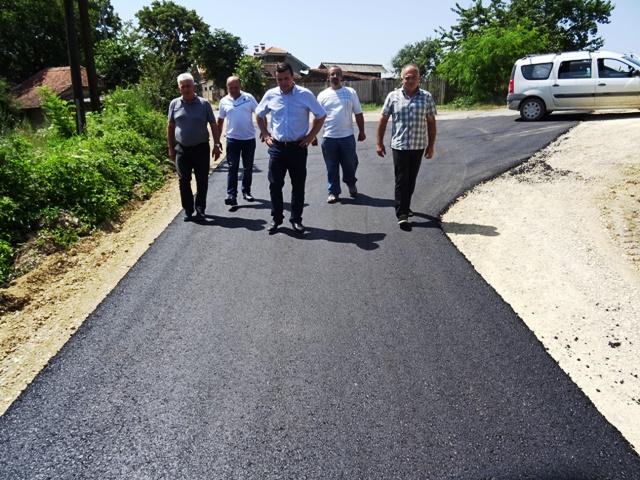 Буковској нових 500 метара асфалта