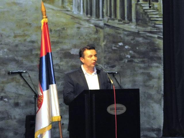 Владимир Стојановић честитао Дан општине