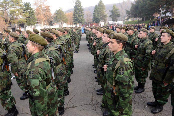 Od sledeće godine ponovo obavezno služenje vojnog roka?