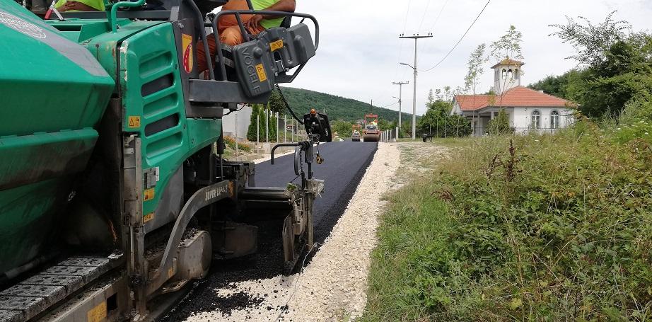Настављено је асфалтирање улица у Кучеву