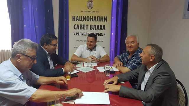 Sastanak ministra Ružića sa rukovodstvom Nacionalnog saveta Vlaha
