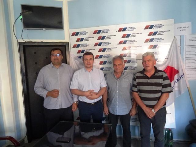 Стојановић – мењамо слику наше општине