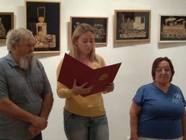 Отворена изложба супружника Андрејевић