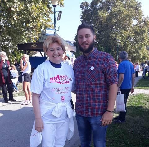 """Udruženje """"Iskra"""" na najvećoj međunarodnoj manifestaciji posvećenoj borbi protiv raka dojke"""