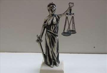 Од 01. октобра сиромашнима држава плаћа адвоката