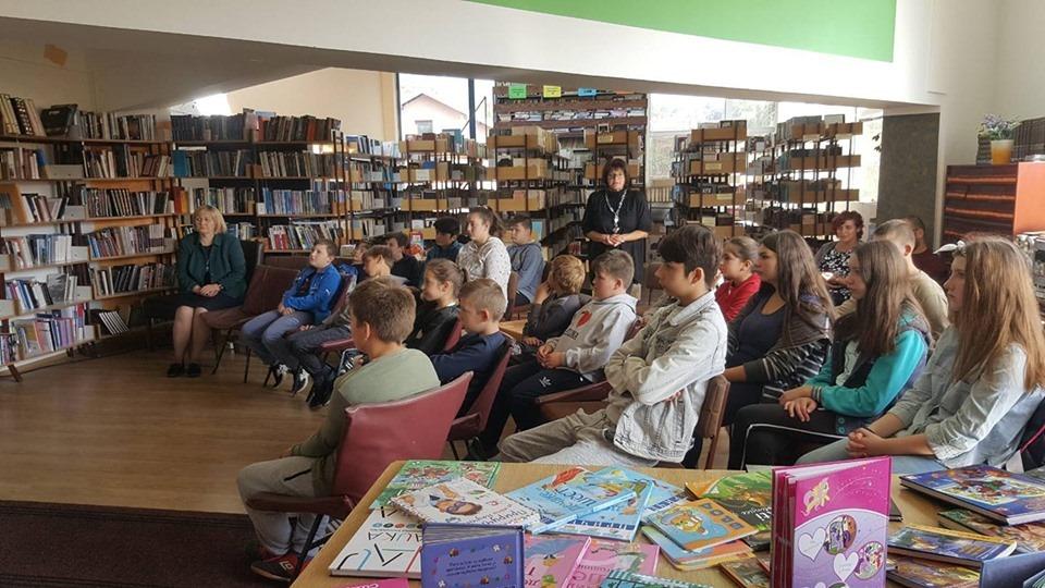 Ученици из Кучева и Турије нови чланови Градске библиотеке