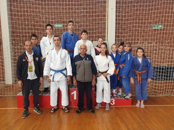 Žetva medalja i u Aleksandrovcu