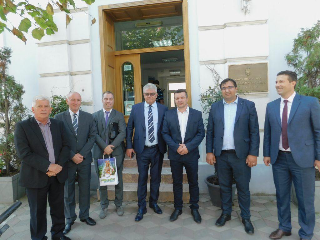 Стојановић представио резултате рада на конференцији одржаној на отвореном
