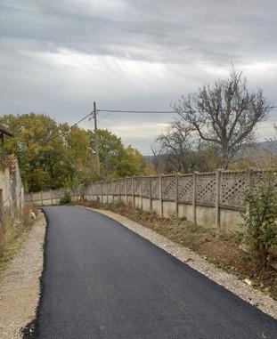 Почело асфалтирање у Мишљеновцу