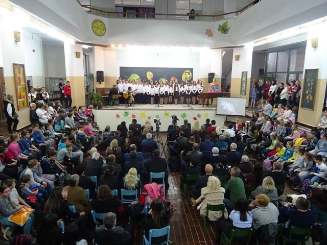 Школа у Кучеву прославила 189. рођендан