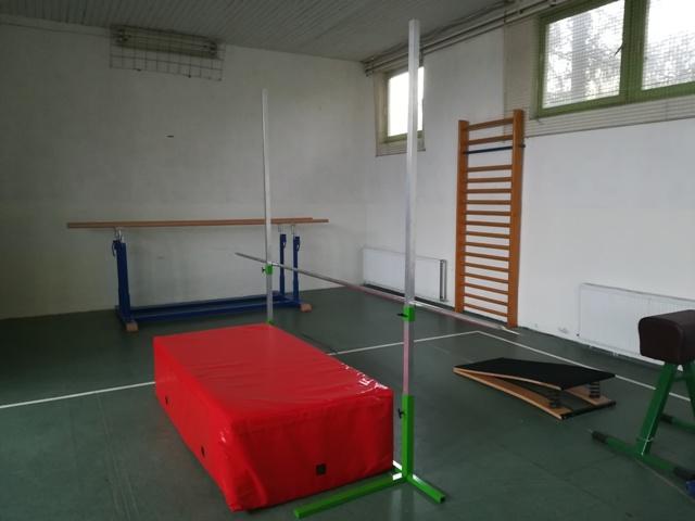 Успешно окончан пројекат  опремања сале за физичко васпитање у централној школи у Волуји