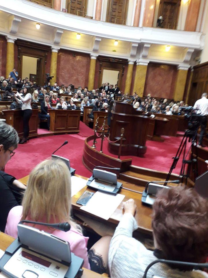 Кучево на 7. Националној конференцији Женске парламентарне мреже