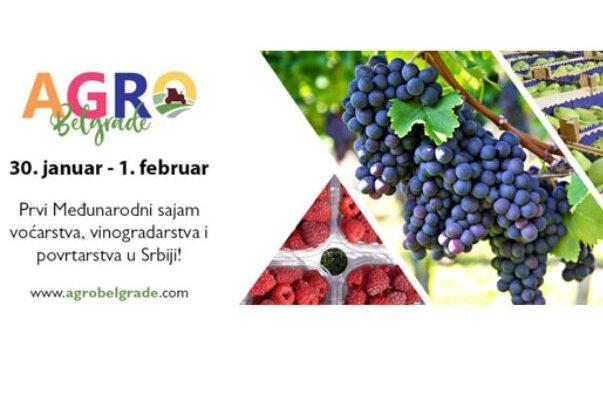 Још није касно да се пријавите за одлазак на Agro Belgrade 2020 – 1. Међународни сајам  воћарства, виноградарства и повртарства