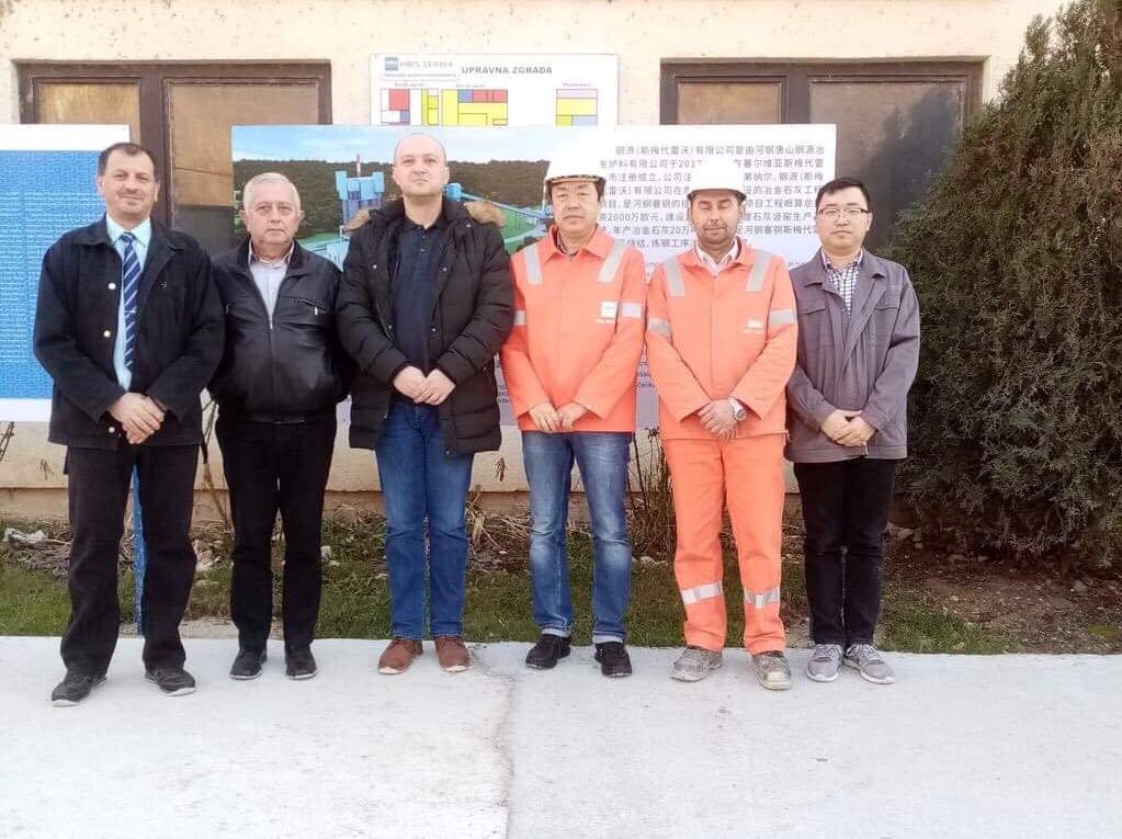 Делегација МЗ Каона  у званичној посети компанији GANGYUAN