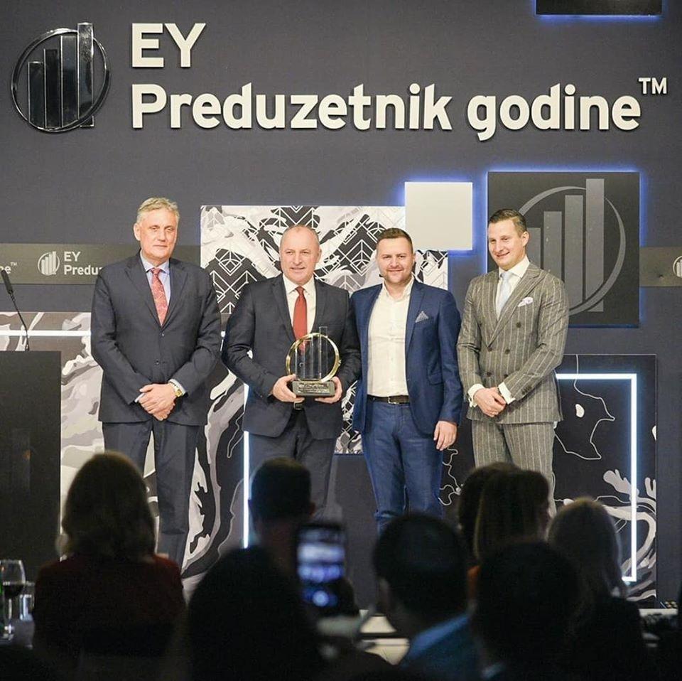 Zoran i Nikola Anđelković preduzetnici godine