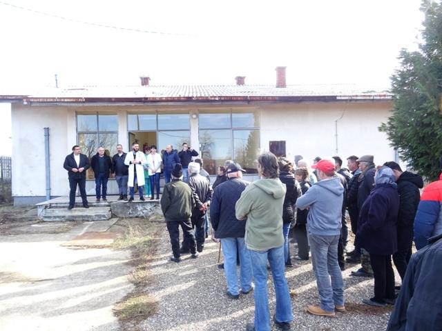 Поново ради Амбуланта у Буковској
