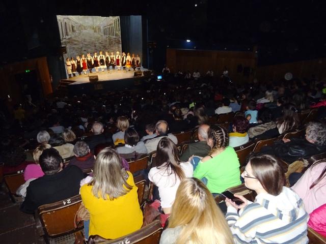 Концерт Фолклорног ансамбла Центра за културу – нешто стварно величанствено