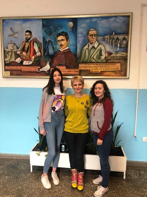 Александра и Оливера најбоље на средњошколској Књижевној олимпијади