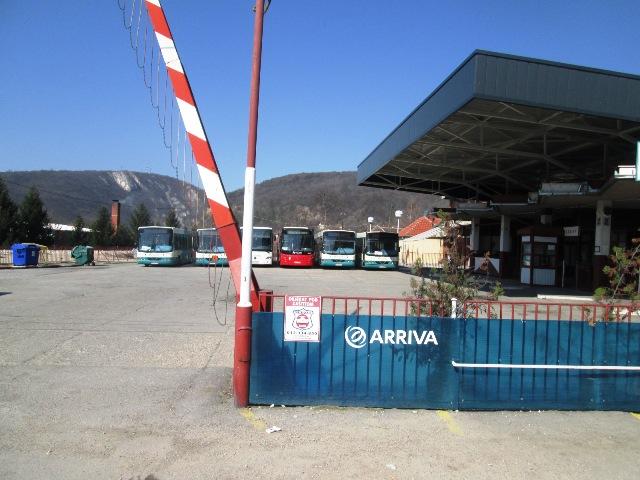 Ред вожње возила  компаније ARRIVA за време ванредног стања за превоз радника на територији Општине Кучево