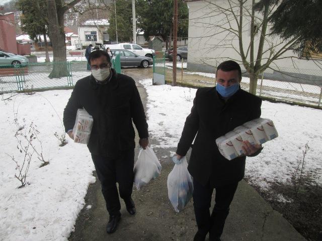Почела дистрибуција хуманитарне помоћи за најугроженије