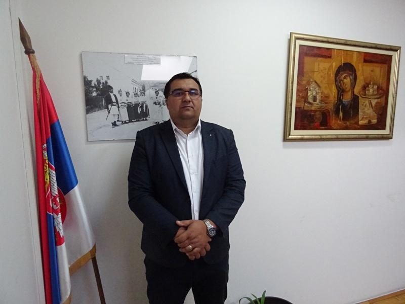 Председник НСВ Новица Јаношевић честитао Дан општине