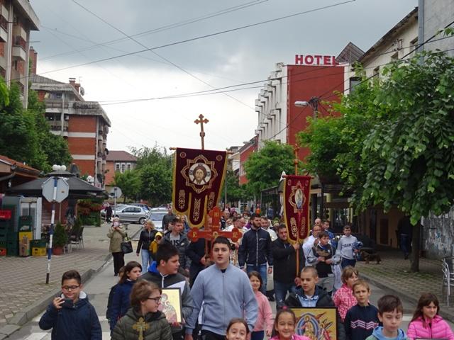 Read more about the article Кучево прославило градску и храмовну славу Вазнесење Господње-Спасовдан
