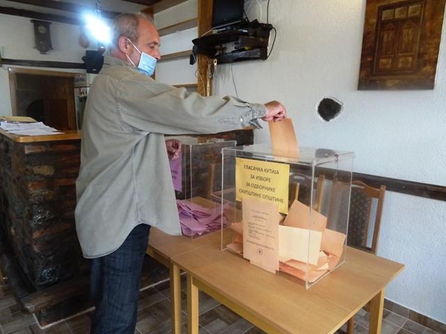 Изборни дан у Кучеву : Излазност у 12:00 -20%