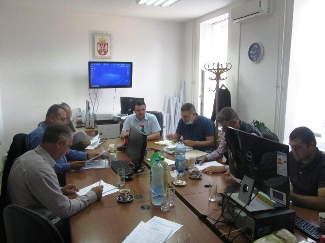 Одржана 36. седница  Општинског већа Општине Кучево