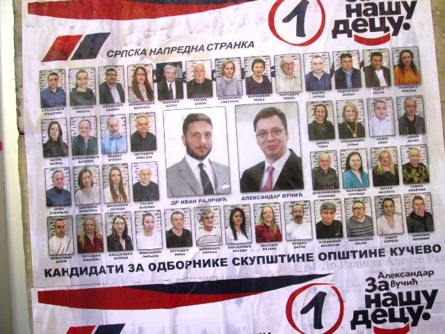 Изборни штаб ОО СНС Кучево објавио апсолутну победу на локалним изборима – освојено 78% гласова !