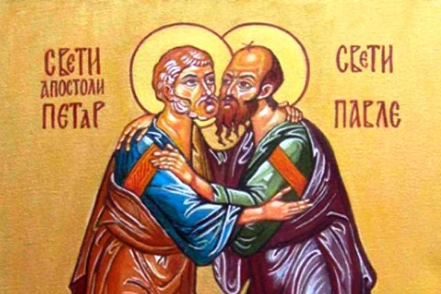 Данас почиње Апостолски (Петровски) пост