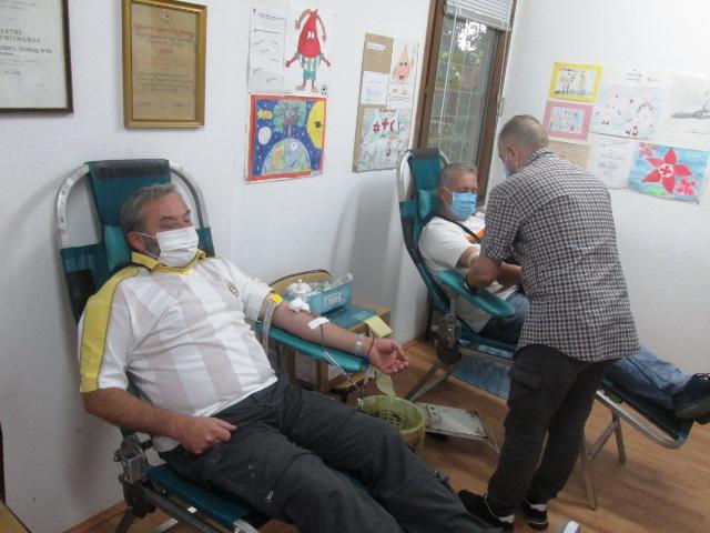 Почела Летња акција добровољног давања крви