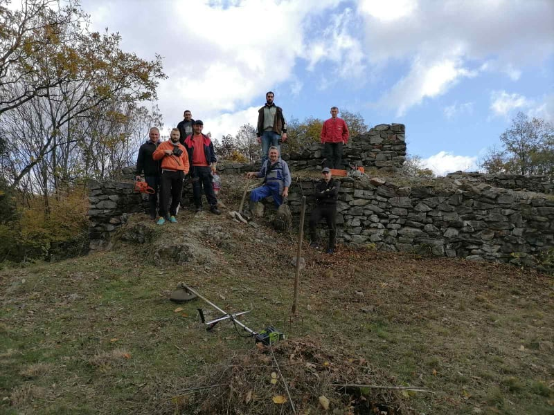 Read more about the article Почела прва фаза сређивања археолошког локалитета Краку лу Јордан