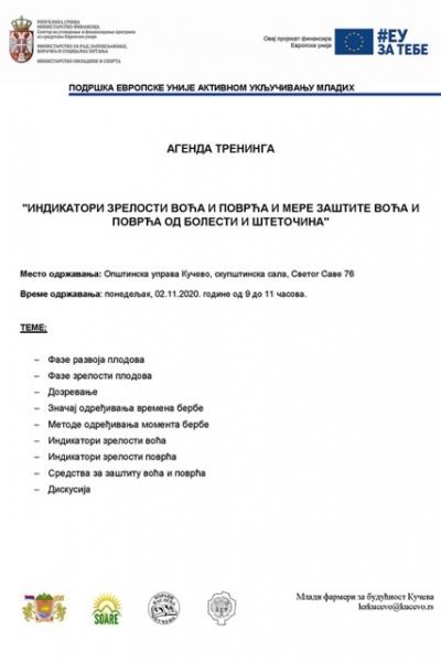 Agenda 9-11