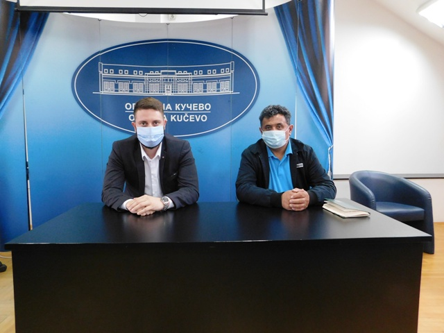Конференција за медије др Ивана Рајичића поводом седнице Штаба за ванредне ситуације општине Кучево (ВИДЕО)