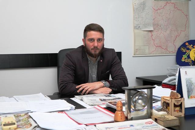 Новогодишњи интервју председника општине Кучево др. Ивана Рајичића
